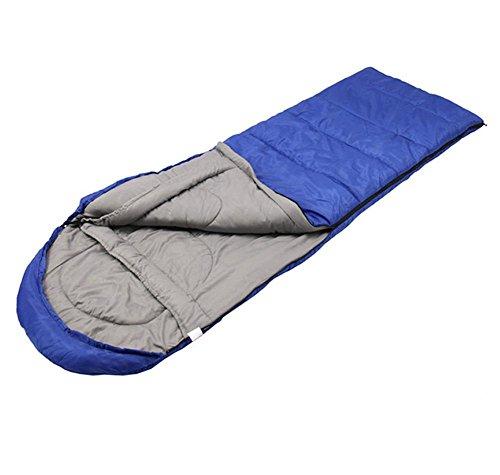 enveloppe extérieure unique sac de couchage pour la randonnée de camping adultes , C