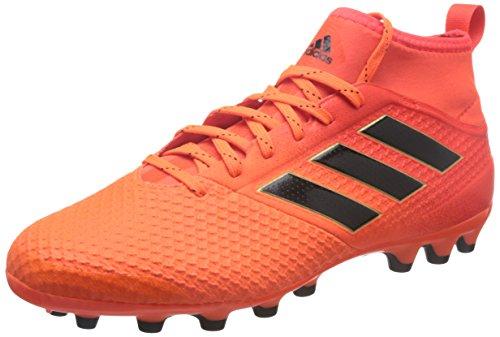 adidas Ace 17.3 AG, Botas de fútbol para Hombre, (Narsol/Negbas/Rojsol), 42 EU