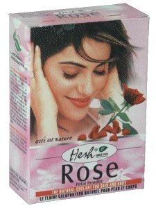 Hesh Rose Petal Powder 50G by Hesh