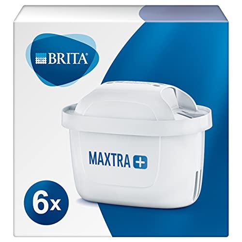 BRITA Maxtra+ Wasserfilter, 100l 6 Meses weiß