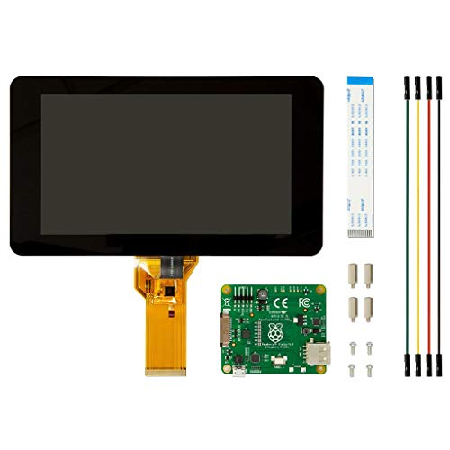 7 inch touchscreen display