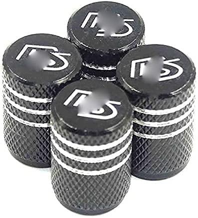 Coche Neumático Tapas Válvulas para Mazda 2 3 6 Cx-3 Cx-4 Cx-5 Cx-7 Cx-8, Prueba Agua Polvo Herrumbre Con Logotipo Decoración Accesorio