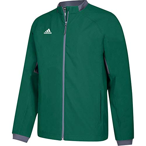 adidas Men's Climalite Fielder's Choice Warm-Up Jacket??Ships Directly from