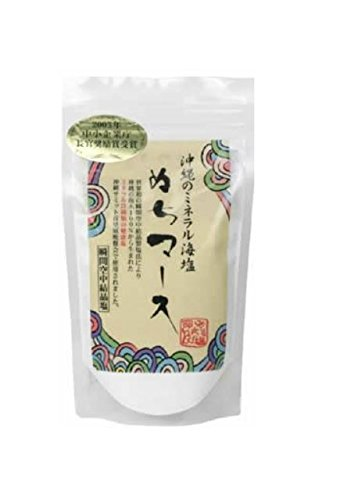 ぬちまーす 沖縄の海塩 ぬちまーす 袋250g