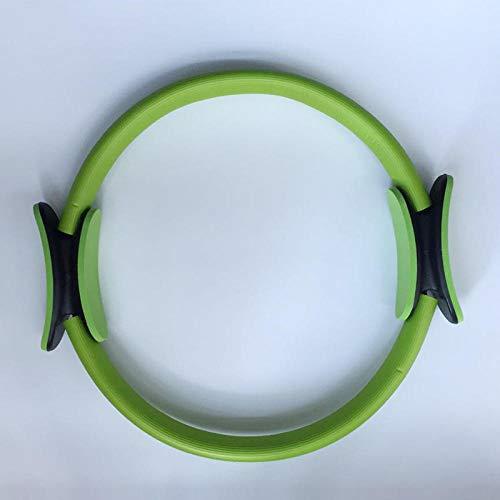 """Trainings Geräte 15"""" Doppelgriff Pelgrip Pelvic Muscle Exerciser Ausgeglichener Körper Training Ringe zum Tonen von Bauchmuskeln, Oberschenkeln und Beinen Premium Fitness Magic Circle Yoga für Frauen"""