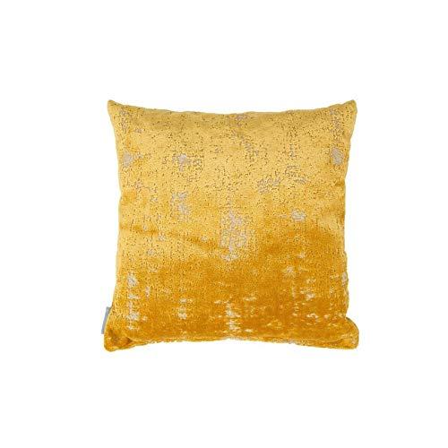 Kissen Design Sarona gelb