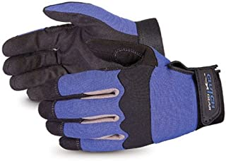 Superior Winter Work Gloves with Fleece Lining - Water Repellant Work Gloves for Cold Weather Conditions (MXBUFL) – Size Medium
