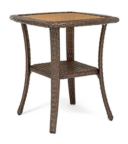 La-Z-Boy Outdoor Sawyer Patio Furniture Side Table