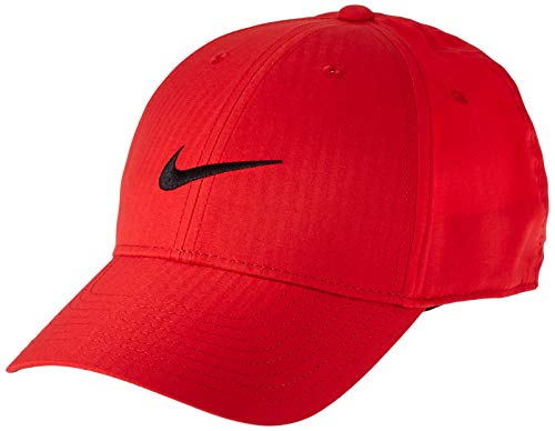 Nike Unisex Nike Legacy91 Tech Hat, University Red/Anthracite/Black, Misc