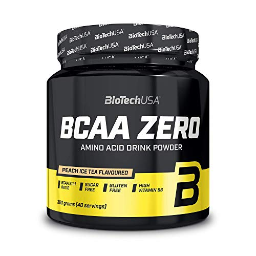 Biotech USA BCAA Flash Zero, 360 g, Peach Ice Tea