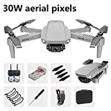E88 Mini UAV 4K Aerial Photography Folding Quadcopter Quadcopters
