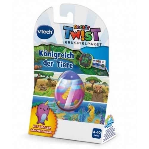 VTech 80-495604 Rockit Twist Reino de los Animales, Juego para Consola educativa,...