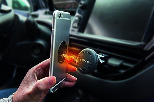 PNY Supporto da Auto Magnetico per Smartphone