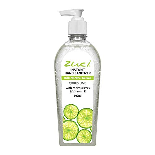 Zuci Citrus Lime Instant Hand Sanitizer (500 ml)