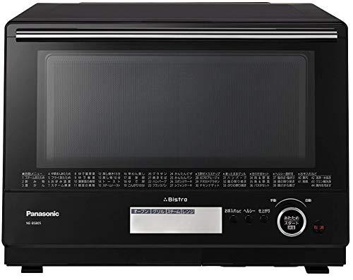 パナソニック ビストロ スチームオーブンレンジ 30L ブラック NE-BS805-K