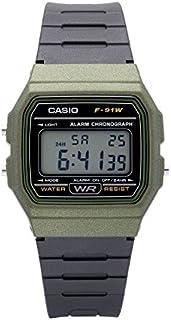 Casio Men's 'Vintage' Quartz Plastic and Resin Casual...