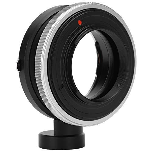 Yunir Anello Adattatore Tilt Shift, per Obiettivo con Attacco Nikon F per Fotocamera mirrorless Olympus M4 3