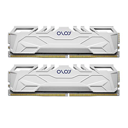 OLOy DDR4 RAM 16 GB (2 x 8 GB) 3200 MHz CL16 1,35 V 288 pine