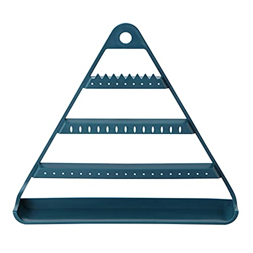 ZYM Earring Holder, Earring Display Stand, Hanging Jewellry Organizer, Triangle Jewellry Stand, Wall-Mounted Triangle…