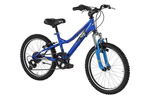 Alpina Bike Flip, Bicicletta MTB 6v Ragazzo, Blu, 20'