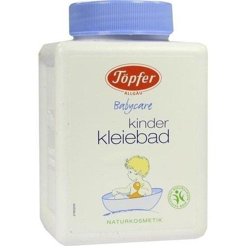 Töpfer Kinder Kleiebad milder Badezusatz, 250 g Badezusatz