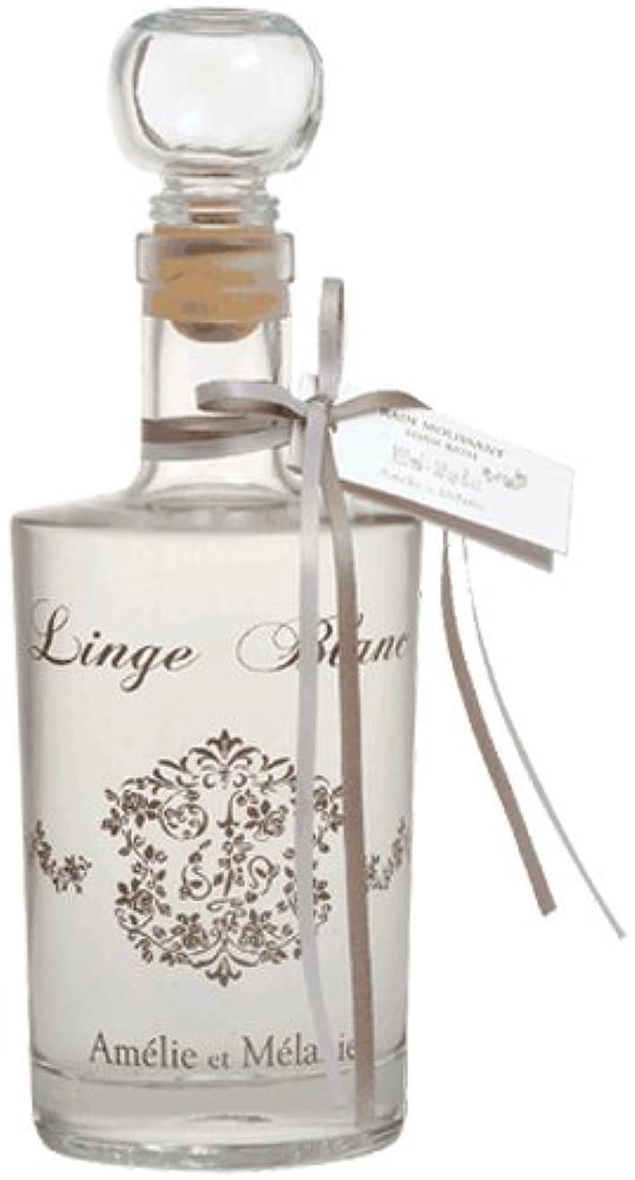 暗殺隠面Amelie et Melanie(アメリー&メラニー) Linge Blanc(リネンブランシリーズ) ボディウォッシュ 300ml 3420070207067