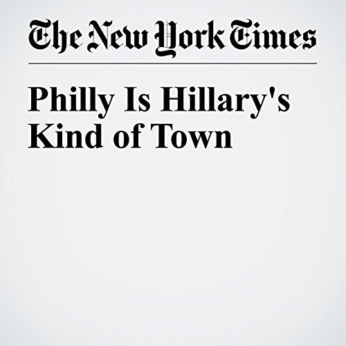 Philly Is Hillary's Kind of Town                   By:                                                                                                                                 Jennifer Weiner                               Narrated by:                                                                                                                                 Kristi Burns                      Length: 6 mins     Not rated yet     Overall 0.0