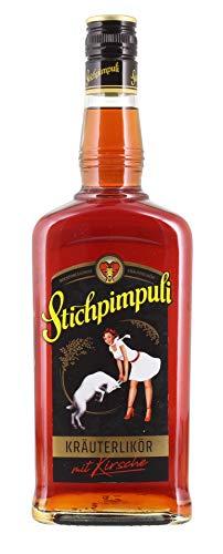 Stichpimpuli - Bockforcelorum Kräuterlikör 35% - 0,7l