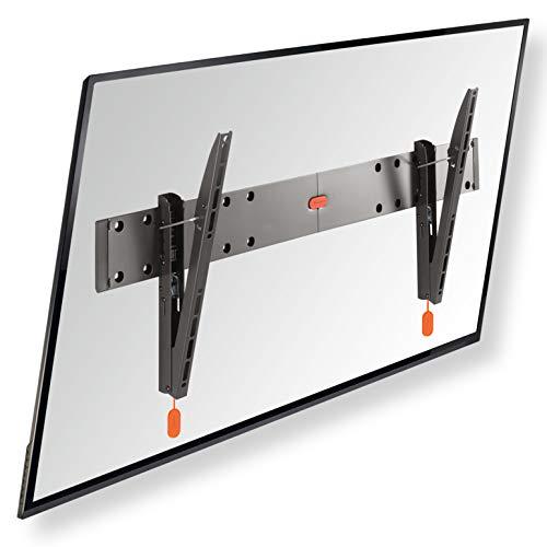 Vogel's BASE 15 L Support mural TV inclinable pour écrans 40-65 Pouces (102-165 cm) | Inclinable jusqu'à 15º | Poids max. 45 kg et jusqu'à VESA 800x400