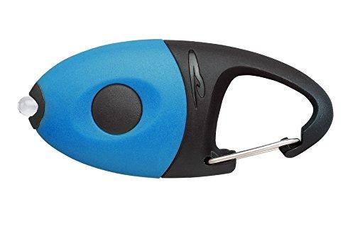 Princeton Tec Impulse Mehrzweckleuchte (10 Lumen, weiße LED, Blauer Gehäuse)