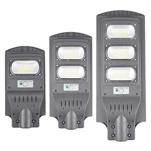 Generator für Garten Roads Solar Wall Street Licht drahtlose wasserdichte Lichter PIR Bewegungs-Sensor mit Fernbedienung for Parkplatz Garage Terrasse Garten Auffahrt 120W / 240W / 360W