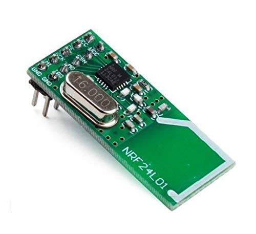 ZTSHBK 1PCS NRF24L01 + 2,4 GHz drahtloses Transceiver-Modul für Arduino Microcontroller? R.