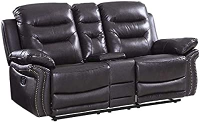 Amazon.com: Sunset Trading Easy Living Bonn Dual Reclining ...