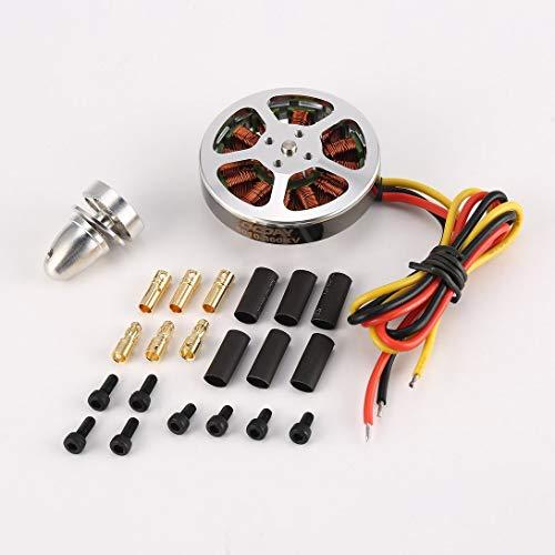 Swiftswan Para OCDAY 110g 5010 360KV alto par de aluminio sin escobillas Motores para ZD550 ZD850 RC Multicopter Quadcopter