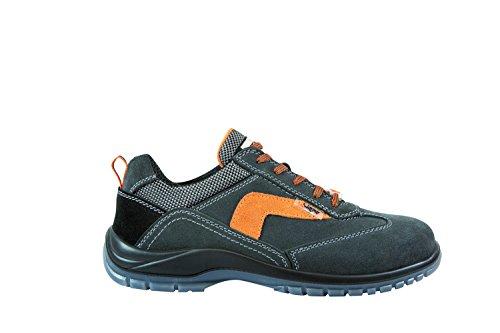 Exena 1101001021441 Calzado de protección laboral, Gris, 44