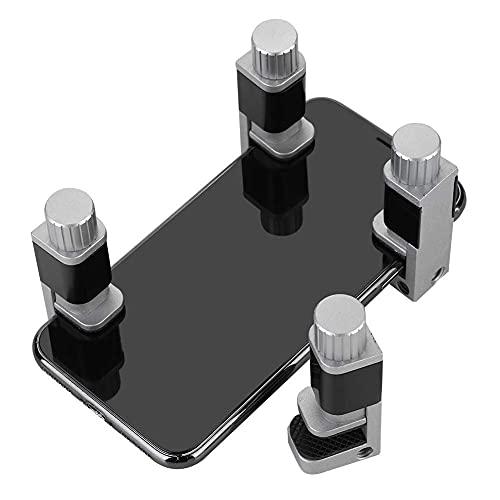 Clip de fijación de Tableta y teléfono móvil de 8 Piezas, Accesorio de Clip Ajustable, Clip de fijación de Pantalla LCD, Abrazadera de fijación de Tableta, Herramienta de reparación de Tableta