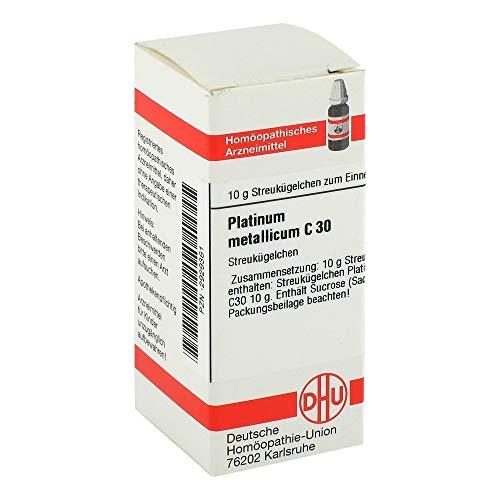 PLATINUM METALLICUM C 30 Globuli