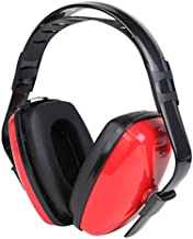 Cyber Acoustic Professional Safety Lightweight Ear Muffs for Hearing Protection and Noise Reduction for Construction Work, Hunting and Shooting Ranges (ACS-310)