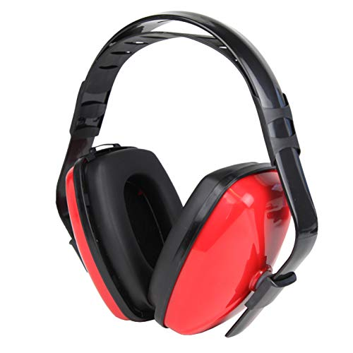 Cyber Acoustic Professional Safety Lightweight Ear Muffs for Hearing Protection and Noise Reduction for Construction Work Hunting and Shooting Ranges ACS310