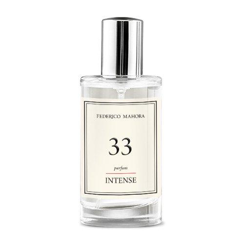 FM Federico Mahora Intense Collection 33 Parfüm für Damen, 50 ml