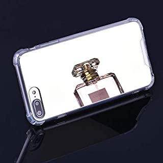 1 piece ProBefit Air-Bag Luxury Shell Case for iPhone 7 7 Plus Mirror Phone Case Full Protection Anti-Knock Cover for iPhone 8 8 Plus