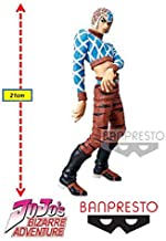 Jojo's Bizarre Adventure Golden Wind - Jojo's Figure Gallery6 - Mafiarte 6, Bandai Banpresto, 31966