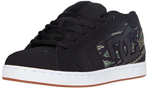 DC Shoes Net SE - Leather Shoes for Men - Schuhe - Männer - EU 48.5 - Schwarz