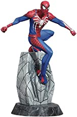 DIAMOND SELECT TOYS Marvel Gallery: Spider-Man (Playstation 4 Video Game Version) PVC Figure