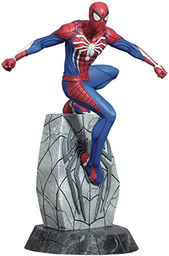 Diamond Select Marvel Gallery - Gamerverse - Spider Man PS 4 Figur