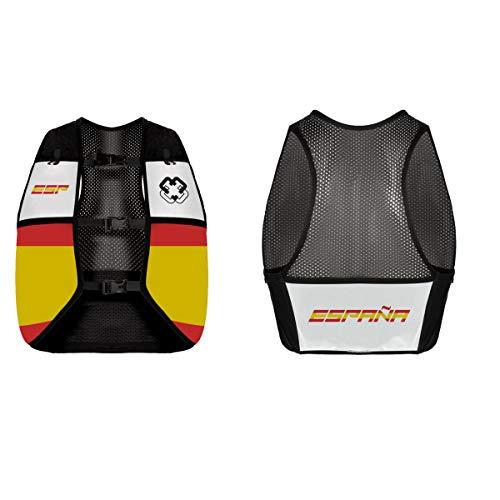 Arch Max Chaleco Talla L Hydration Vest 2,5L - Custom Federacion Española +Regalo Gel High5