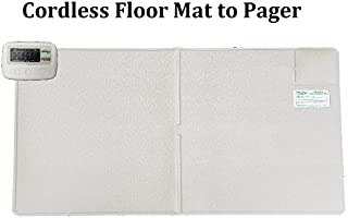Cordless Floor Mat That Send Signal to Pager System - So That You Can Get to Them So They Don't Walk Alone