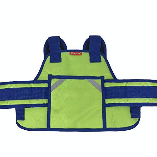 Motocicleta cinturón de seguridad niño motocicleta cinturón arnés de cinturón de correa...