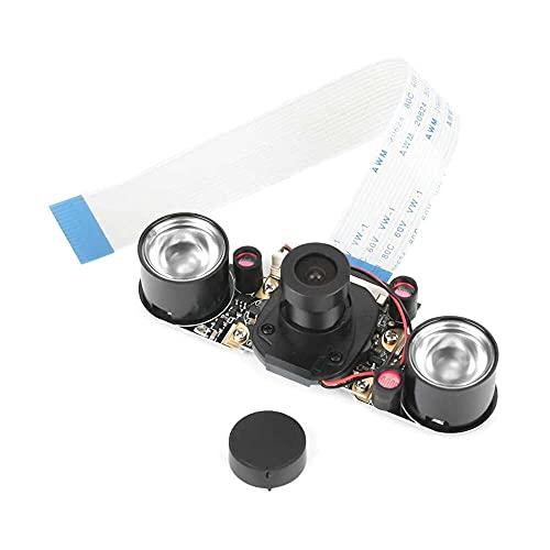 Yuyanshop Módulo de cámara módulo de cámara para Raspberry Pi IR Cut Camera Module seguro y estable para viajes en casa