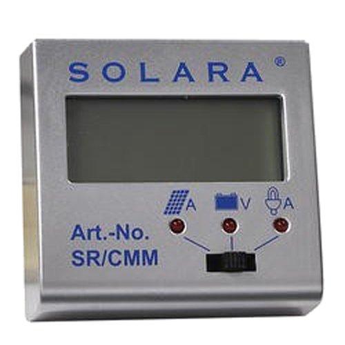 SOLARA Verbindungs-Halteprofil Haltespoiler 2er-Set Solarm